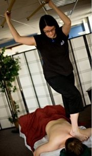 Ashiatsu massage in Battle Creek, MI at Bodywork By Design